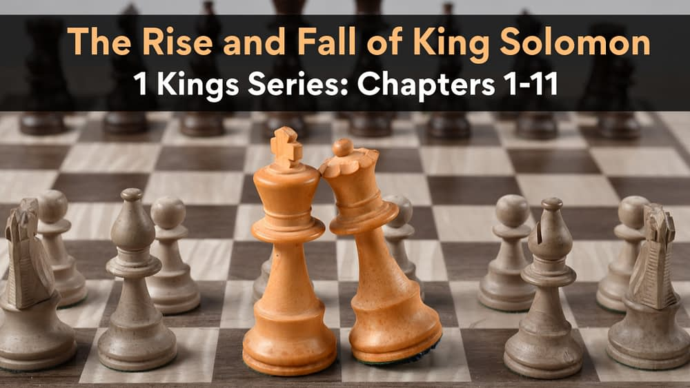 1 Kings Series